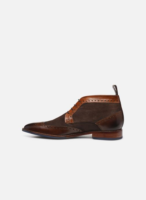Ankle boots Melvin & Hamilton Victor 7 Brown front view
