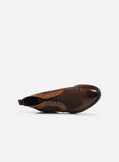 Bottines et boots Melvin & Hamilton Victor 7 Marron vue gauche