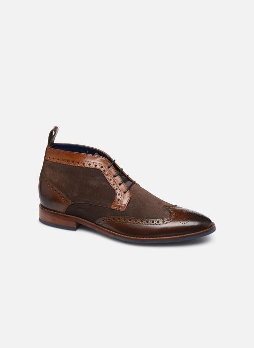 Bottines et boots Melvin & Hamilton Victor 7 Marron vue détail/paire