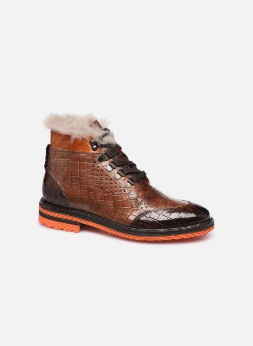 Bottines et boots Melvin & Hamilton Amelie 23 Marron vue détail/paire