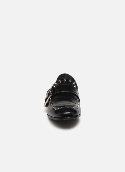 Mocassins Melvin & Hamilton Claire 18 Noir vue portées chaussures