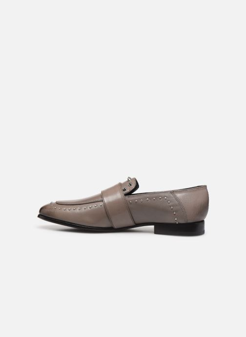 Loafers Melvin & Hamilton Claire 18 Grey front view