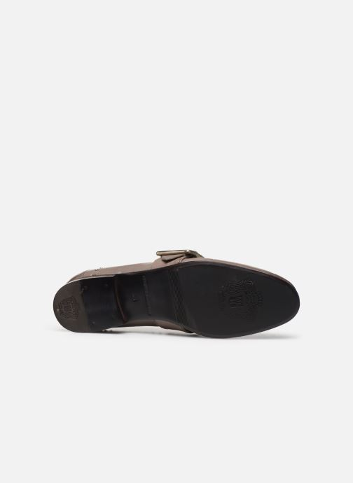 Loafers Melvin & Hamilton Claire 18 Grey view from above