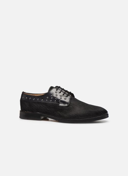 Zapatos con cordones Melvin & Hamilton Katrin 2 Negro vistra trasera