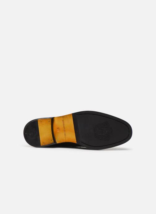 Zapatos con cordones Melvin & Hamilton Katrin 2 Negro vista de arriba