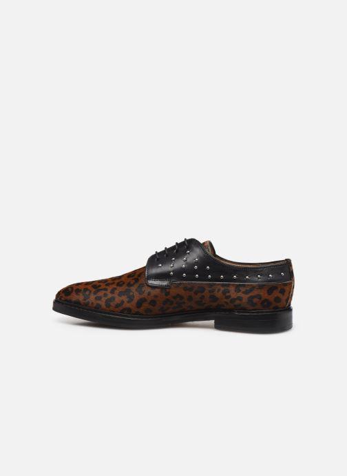 Zapatos con cordones Melvin & Hamilton Katrin 2 Marrón vista de frente