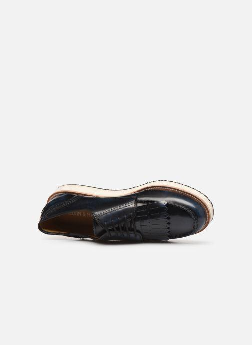 Chaussures à lacets Melvin & Hamilton Kelly 13 Bleu vue gauche