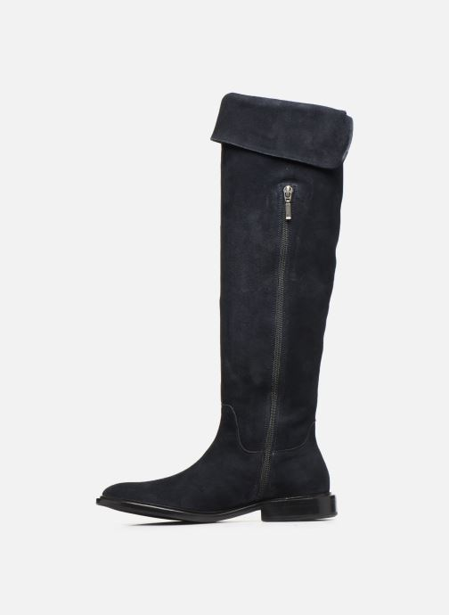 Boots & wellies Melvin & Hamilton Sally 65 Blue front view