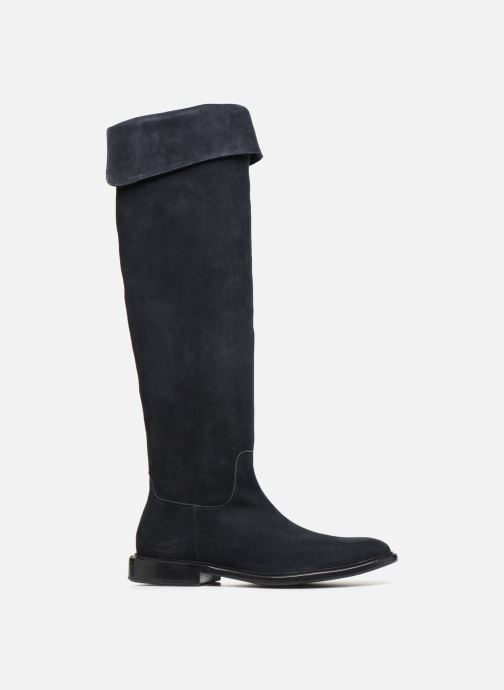 Boots & wellies Melvin & Hamilton Sally 65 Blue back view