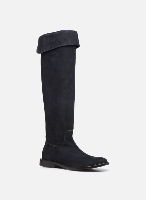 Boots & wellies Melvin & Hamilton Sally 65 Blue detailed view/ Pair view