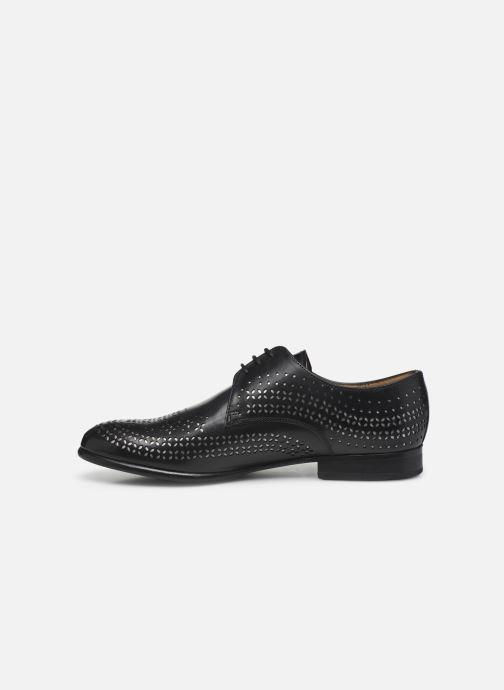 Zapatos con cordones Melvin & Hamilton Sally 82 Negro vista de frente