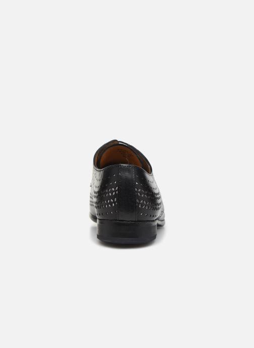 Zapatos con cordones Melvin & Hamilton Sally 82 Negro vista lateral derecha