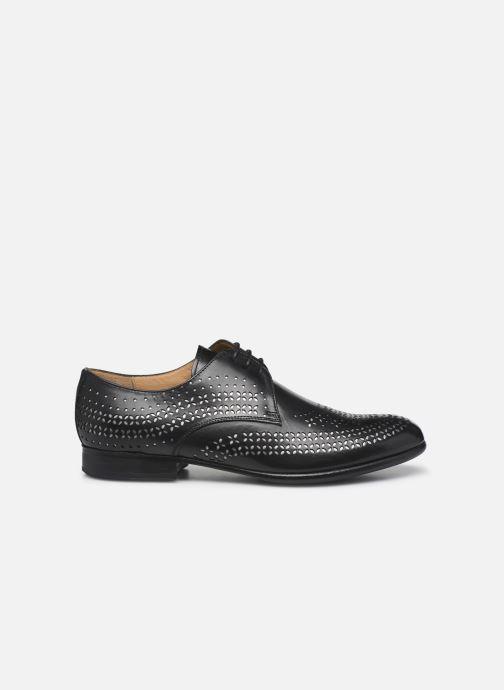 Zapatos con cordones Melvin & Hamilton Sally 82 Negro vistra trasera