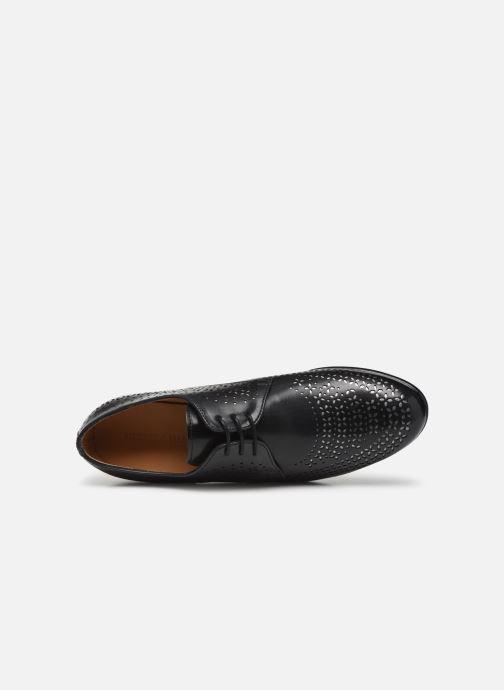Zapatos con cordones Melvin & Hamilton Sally 82 Negro vista lateral izquierda