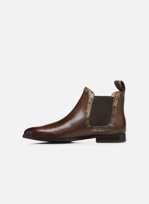 Bottines et boots Melvin & Hamilton Susan 30 Marron vue face
