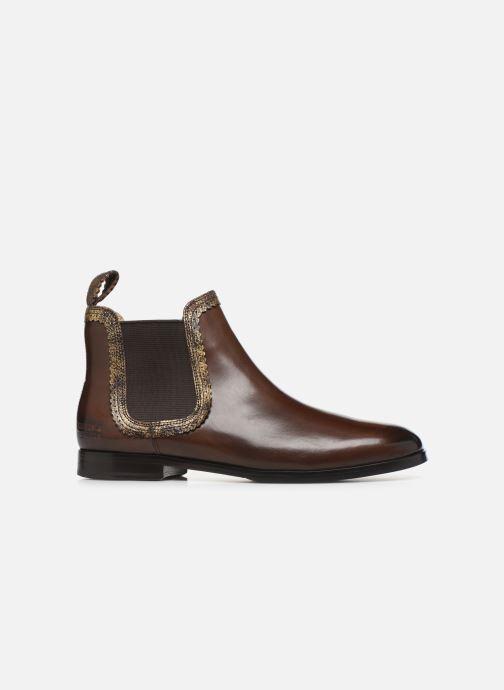 Bottines et boots Melvin & Hamilton Susan 30 Marron vue derrière