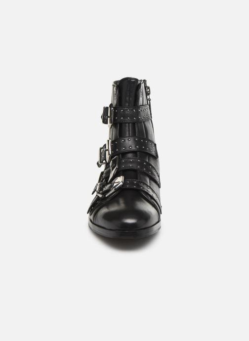 Bottines et boots Melvin & Hamilton Susan 44 Noir vue portées chaussures