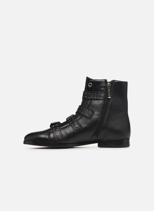 Bottines et boots Melvin & Hamilton Susan 44 Noir vue face