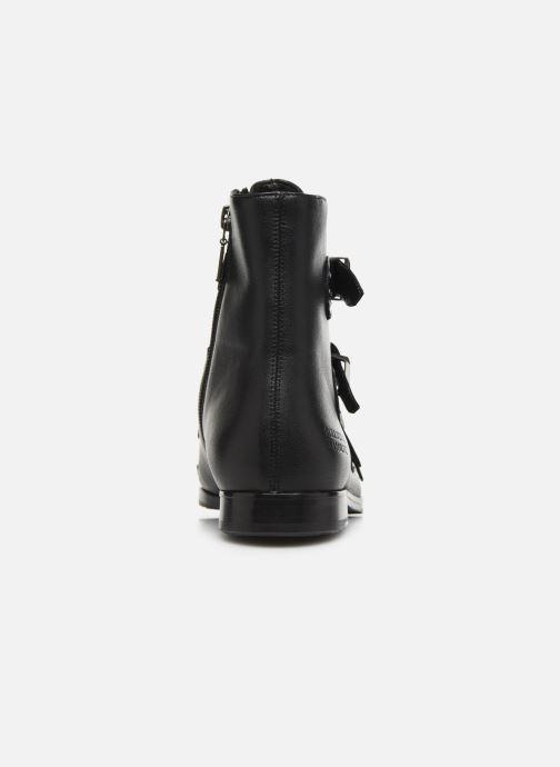 Bottines et boots Melvin & Hamilton Susan 44 Noir vue droite