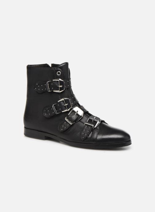 Bottines et boots Melvin & Hamilton Susan 44 Noir vue détail/paire