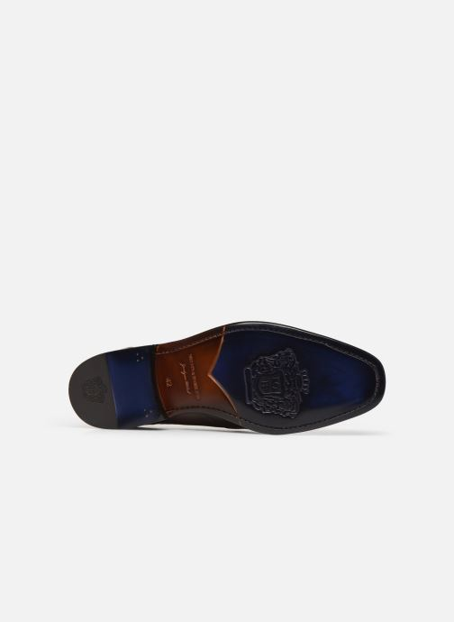 Lace-up shoes Melvin & Hamilton Charles 8 Brown view from above
