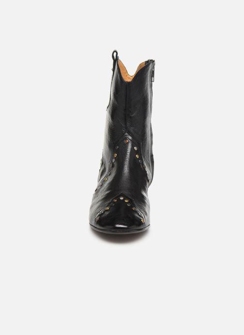 Bottines et boots Melvin & Hamilton Jodie 3 Noir vue portées chaussures