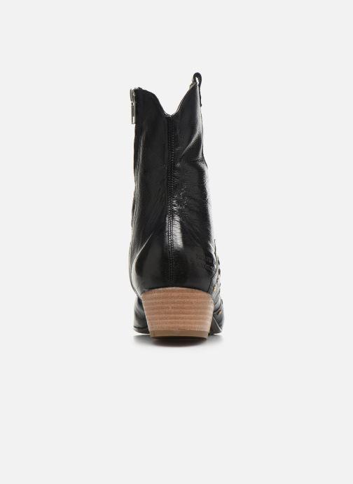 Bottines et boots Melvin & Hamilton Jodie 3 Noir vue droite