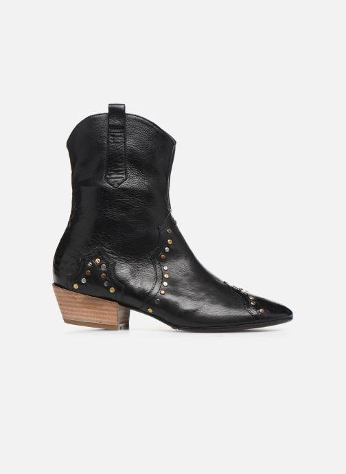Bottines et boots Melvin & Hamilton Jodie 3 Noir vue derrière