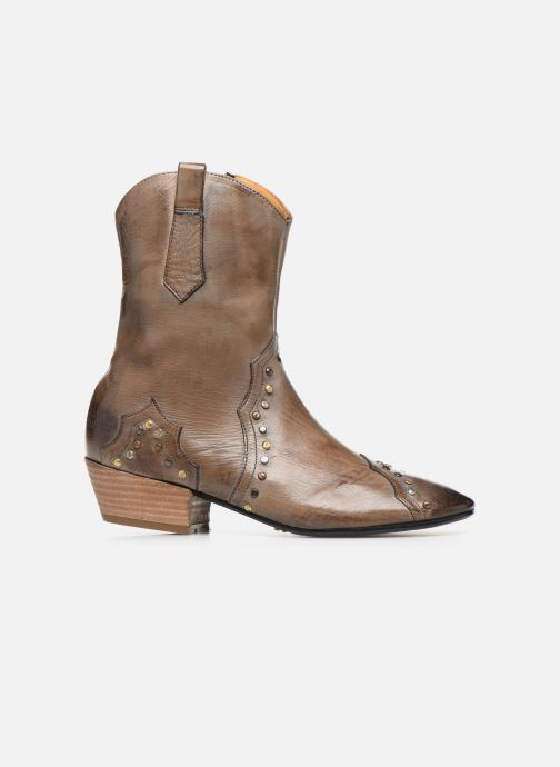 Boots en enkellaarsjes Melvin & Hamilton Jodie 3 Grijs achterkant