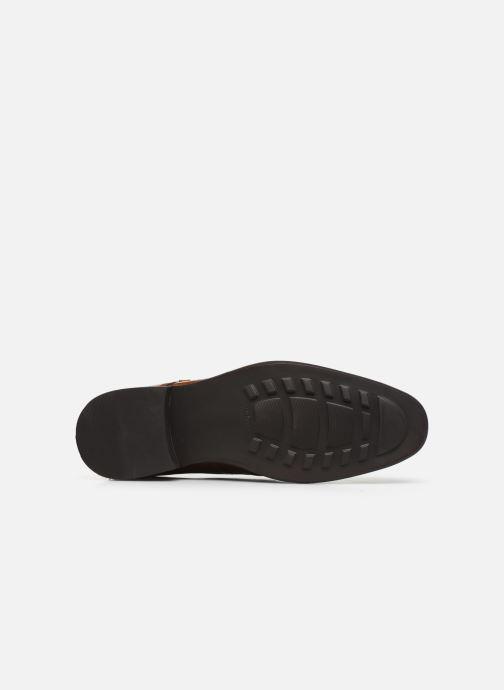 Schuhe mit Schnallen Melvin & Hamilton Parker 2 braun ansicht von oben