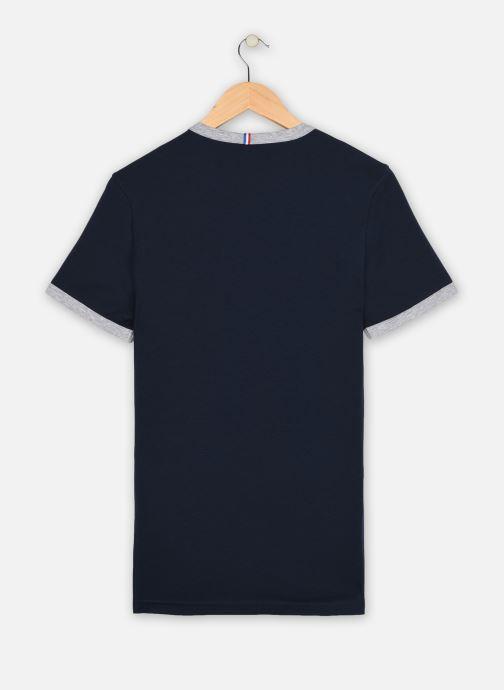 Le Coq Sportif T-shirt - Ess Tee Ss N°4 M (Bleu) - Vêtements (451649)