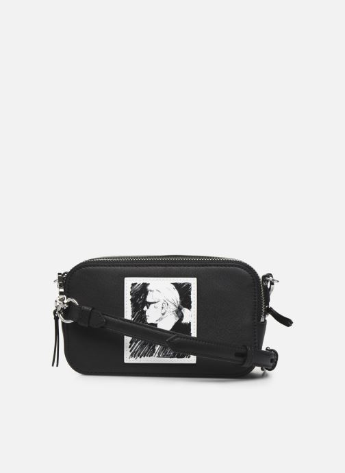 Sacs à main Karl Lagerfeld Karl Legend Crossbody Noir vue face