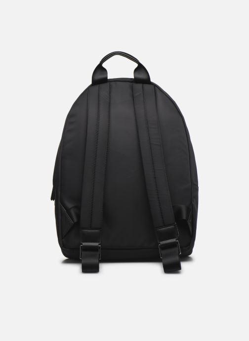 Sacs à dos Karl Lagerfeld Karl Legend Nylon Backpack Noir vue face