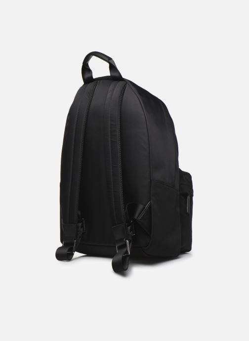 Zaini Karl Lagerfeld Karl Legend Nylon Backpack Nero immagine destra
