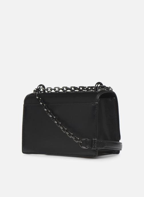 Sacs à main Karl Lagerfeld K/Signature Small Shoulderbag Noir vue droite