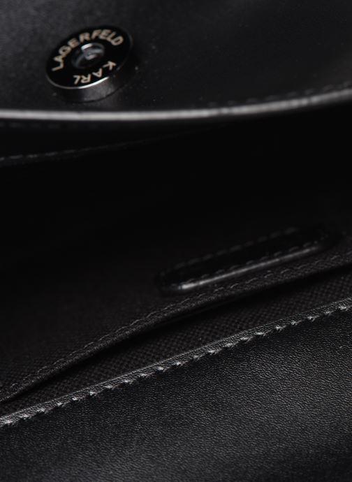 Sacs à main Karl Lagerfeld K/Signature Small Shoulderbag Noir vue derrière