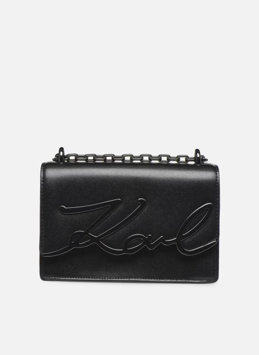 Sacs à main Karl Lagerfeld K/Signature Small Shoulderbag Noir vue détail/paire