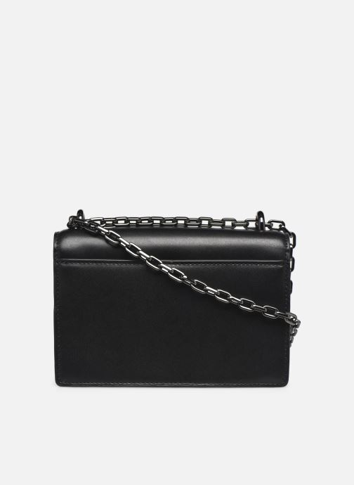 Bolsos de mano Karl Lagerfeld K/Signature Small Shoulderbag Negro vista de frente