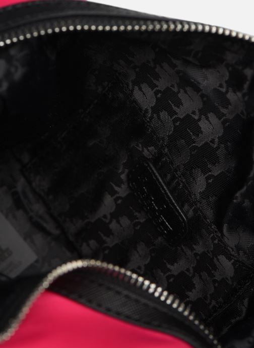Petite Maroquinerie Karl Lagerfeld K/Ikonik Washbag Karl Rose vue derrière