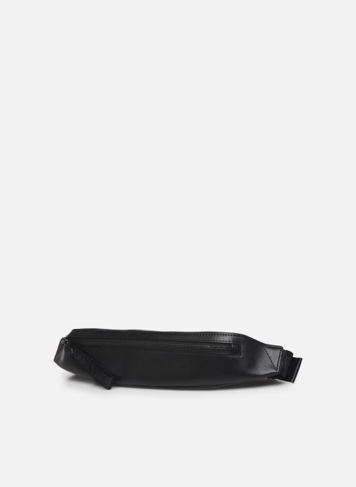 Petite Maroquinerie Karl Lagerfeld Karl X Carine Small Bumbag Noir vue portées chaussures