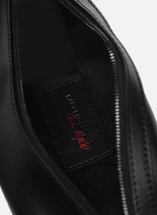 Petite Maroquinerie Karl Lagerfeld Karl X Carine Small Bumbag Noir vue derrière