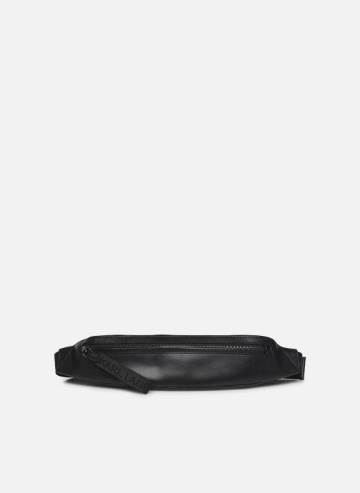 Sacs homme Karl Lagerfeld Karl X Carine Small Bumbag Noir vue détail/paire