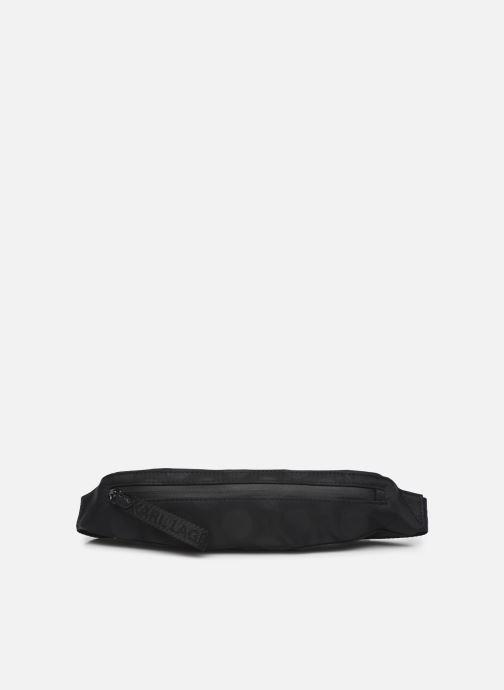 Petite Maroquinerie Karl Lagerfeld Karl X Carine Small Bumbag Dot Noir vue détail/paire