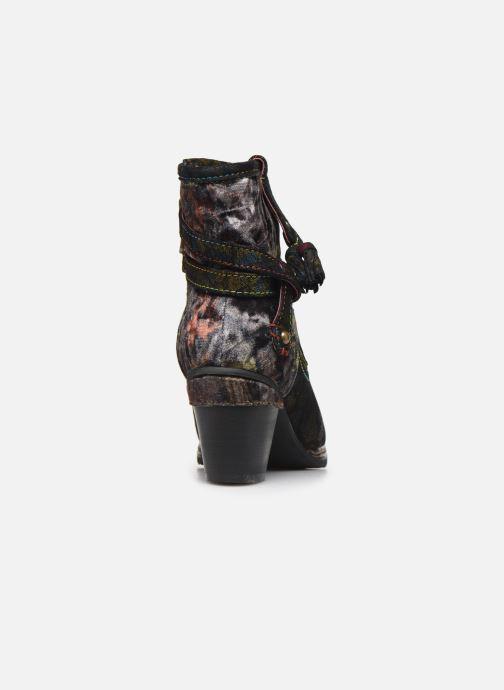 Bottines et boots Laura Vita Agathe 18 Multicolore vue droite