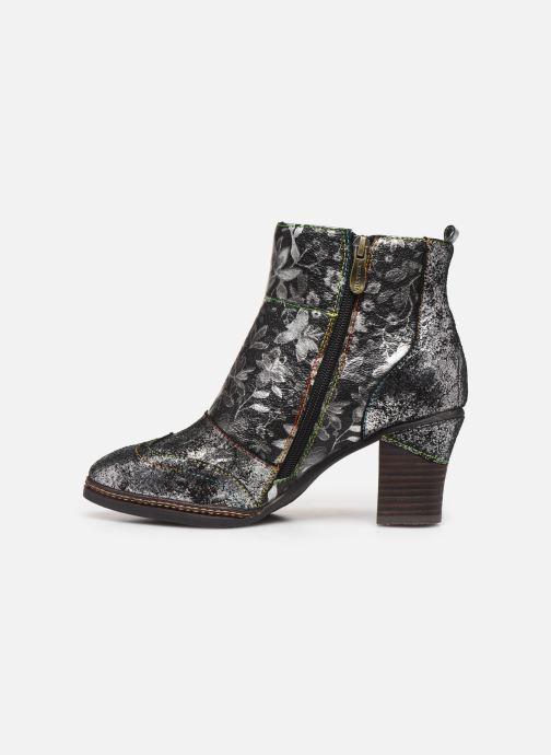 Stiefeletten & Boots Laura Vita AMELIA 258 silber ansicht von vorne
