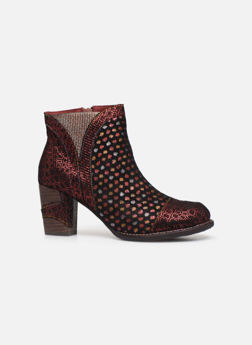 Bottines et boots Laura Vita Anna 1382 Rouge vue derrière
