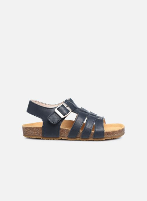 Sandali e scarpe aperte Bopy Eberny Azzurro immagine posteriore
