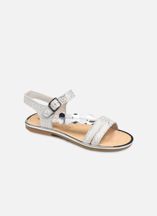 Sandalen Bopy Ecoeur weiß detaillierte ansicht/modell