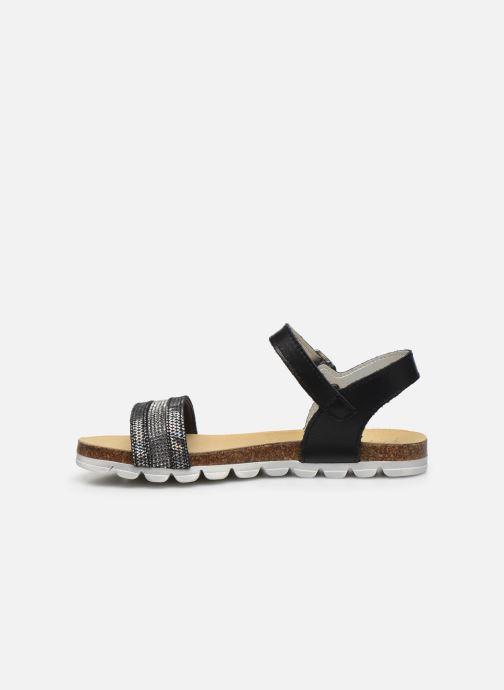 Sandali e scarpe aperte Bopy Epinette Nero immagine frontale