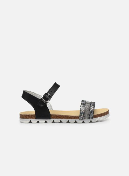 Sandali e scarpe aperte Bopy Epinette Nero immagine posteriore